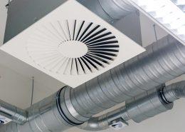 Klimaanlage in der Industrie