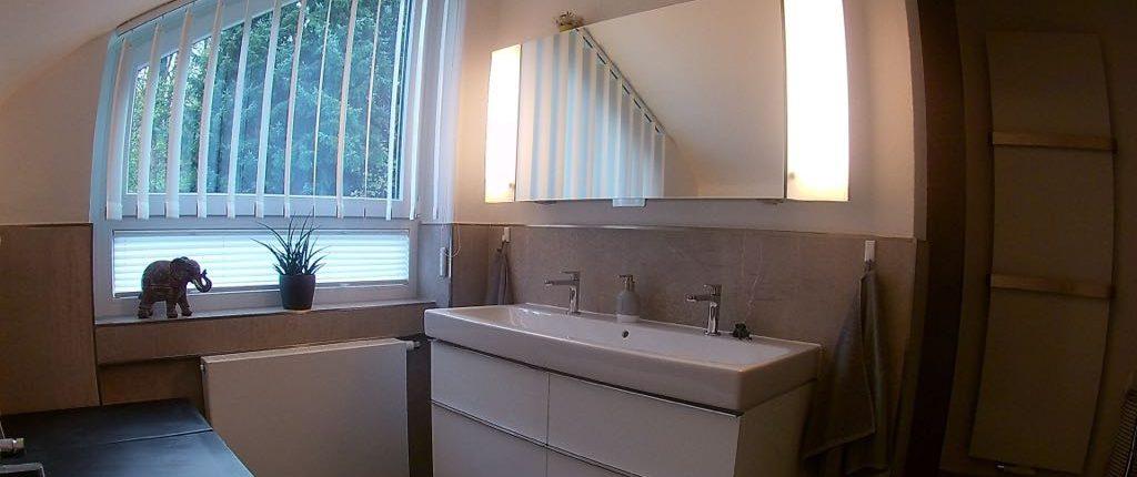 Sanitärsmontage für neues Badezimmer